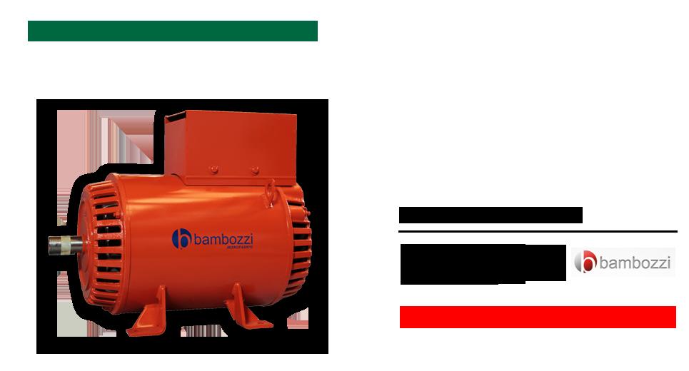 Linha de Produtos Bambozzi